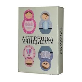 Матрешка - игра для общения всей семьи и не только